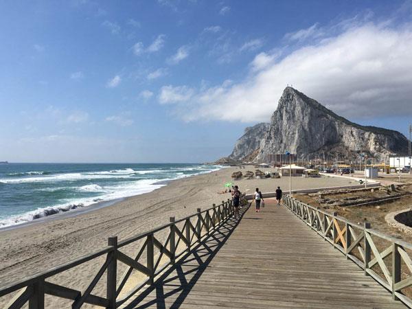 Reisen und Arbeiten: von Avignon nach Cádiz