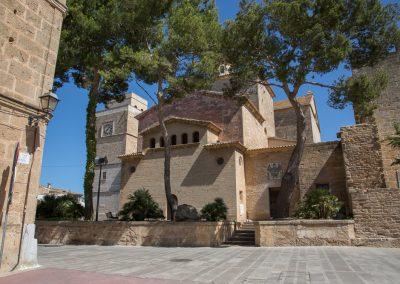 Alcúdia - Església de Sant Jaume Mallorca