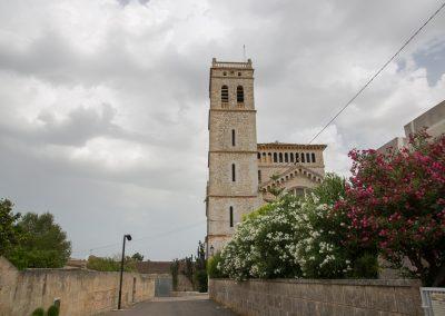 Ariany - Die Kirche Nuestra Señora d'Atocha Mallorca