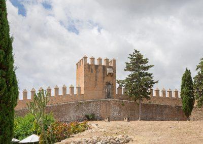 Arta - Santuari de Sant Salvador Mallorca