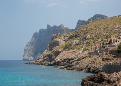 Cala Sant Vicenç - Cala Molins Mallorca