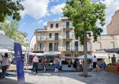 Der Markt in Inca Mallorca