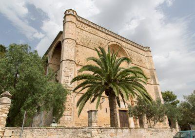 Petra - Die Kirche San Pere Mallorca