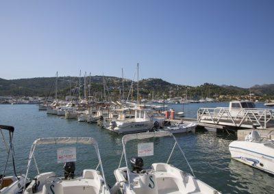 Port d'Andratx Hafen Mallorca