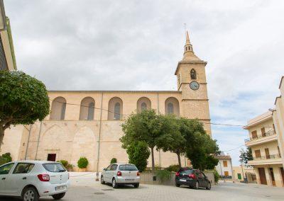 Santa Margalida - Die Kirche Mallorca