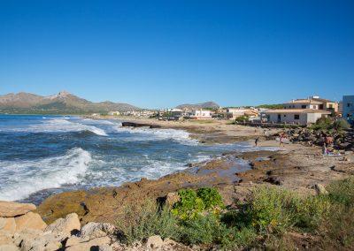 Son Serra de Marina - atemberaubende Bucht Mallorca