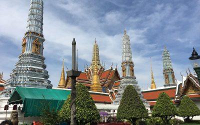 Grand Palace und Wat Phra Kaew