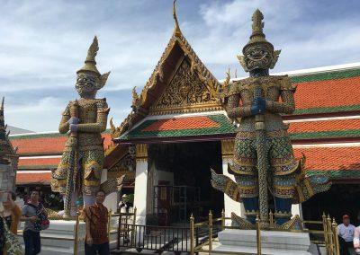 Bangkok - Grand Palace Wächter