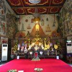 Wat Intharawihan – Tempel des stehenden Buddha