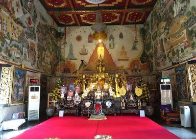 Bangkok - Wat Intharawihan