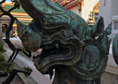 Bangkok - Wat Pho Innenhof