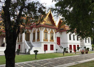 Bangkok - Wat Benchamabopitr - Park