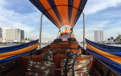 Longtailboat Khlong Tour