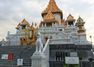 Bangkok - Wat Traimit