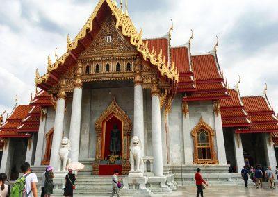 Bangkok – Wat Benchamabopitr