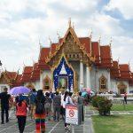 Wat Benchamabophit – Der Marmor-Tempel