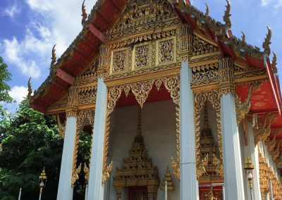 Bangkok – Wat Iam Woranutch