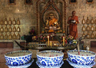 Bangkok – Wat Iam Woranutch – Nebengebäude