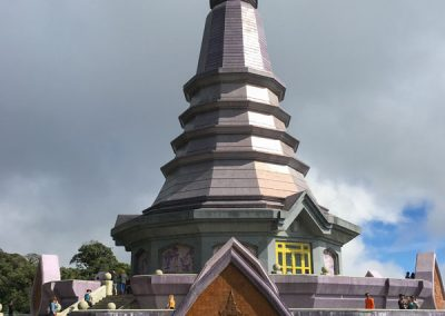 Chiang Mai - Doi Inthanon - Queen Pagoda