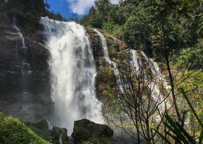Chiang Mai - Doi Inthanon - Wachirathan-Wasserfall