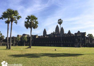 Siem Reap - Angkor Wat - Chedis