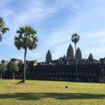 Siem Reap und Angkor
