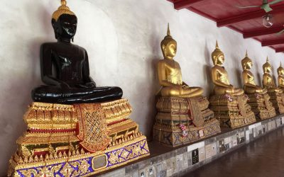 Wat Mahathat – Temple of the Great Relic