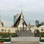 Wat Yannawa - Tempel der überdauernden Schiffe