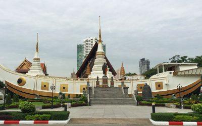 Wat Yannawa – Tempel der überdauernden Schiffe