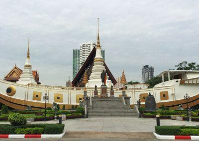 Bangkok – Wat Yannawa