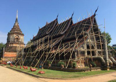 Chiang Mai - Wat Lok Molee