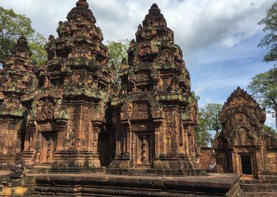Angkor - Banteay Srei