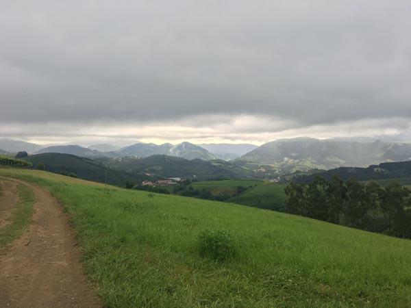 Camino del Norte - Zumaia nach Deba - Zurück auf dem offiziellen Camino