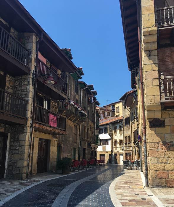 Irun nach San Sebastian - Lezo
