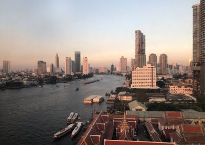 Asiatique The Riverfront - Blick aus dem Riesenrad