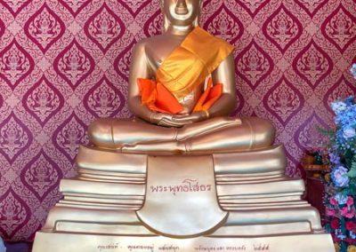 Big Buddha Tempel Pattaya - innen