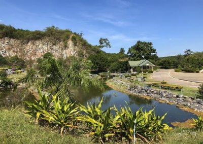 Buddha Mountain Pattaya - Park