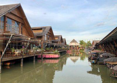 Pattaya Floating Market - Restaurants