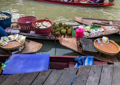 Pattaya Floating Market - Streetfood