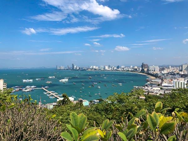6 Sightseeing-Tipps für Pattaya