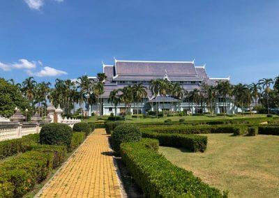 Wat Yannasangwararam - Park