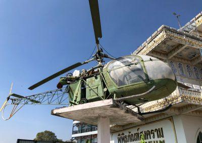 Kanchanaburi - Kriegsmuseum