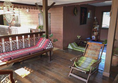 Ayutthaya - Mein Guesthouse über Airbnb