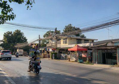 Ayutthaya - Uthong Road