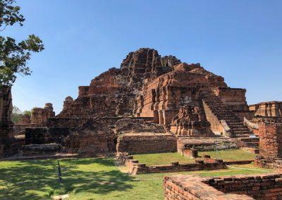 Ayutthaya Wat Mahathat