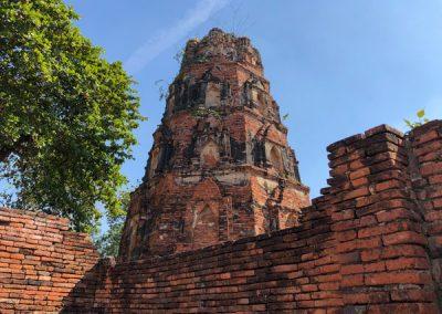 Ayutthaya Wat Mahathat - Prang