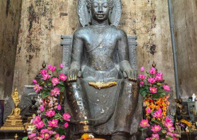 Ayutthaya Wat Na Phra Men - Phra Khan Thavarat