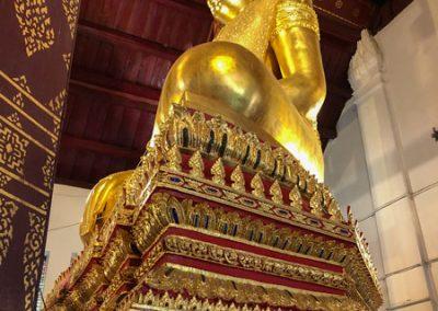 Ayutthaya Wat Na Phra Men - Phra Phuttha Nimit Wichitmara Moli Sri Sanphet Boromatrailokanat