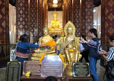 Ayutthaya Wat Na Phra Men - Ubosot