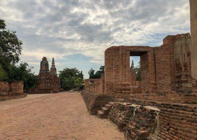 Ayutthaya Wat Phu Khao Thong - Tempelruinen